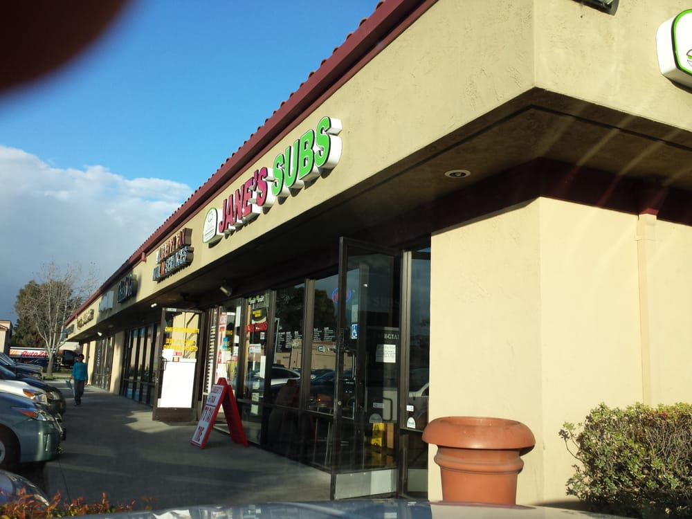 Jane S Subs CLOSED 11 Reviews Cafes 35111 Newark Blvd Newark CA Un