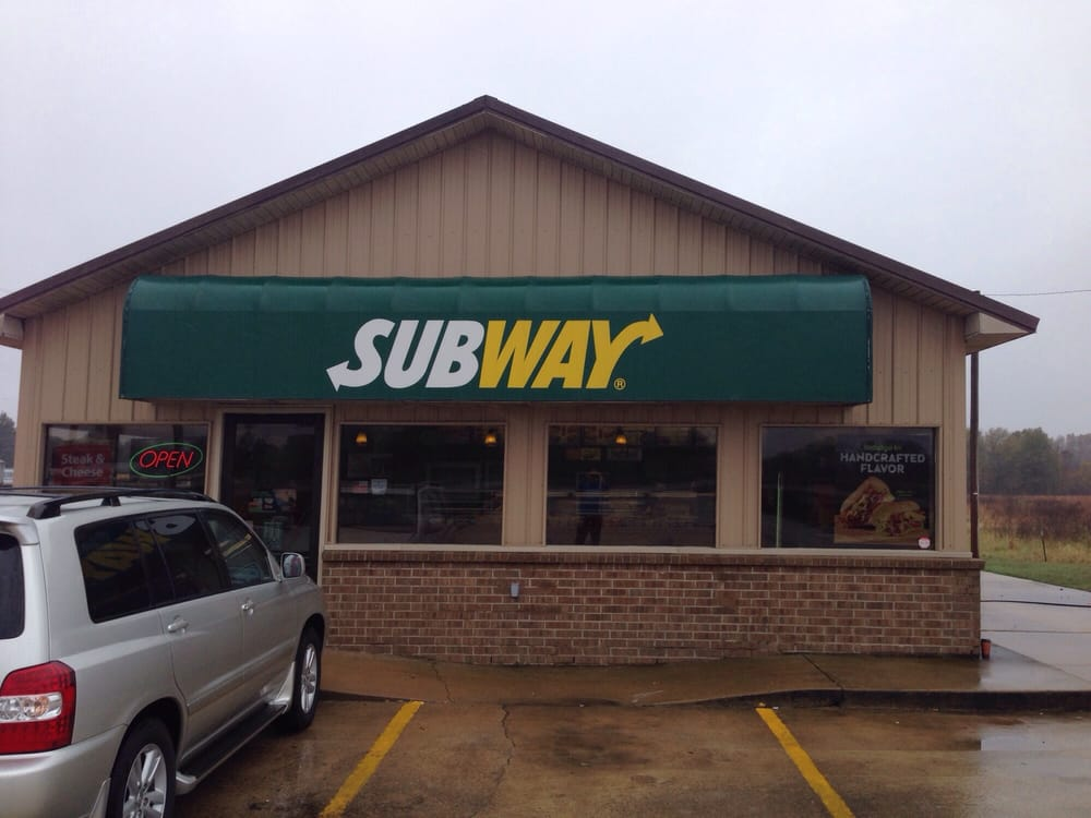 Subway: 110 W Highway 64, Mc Crory, AR