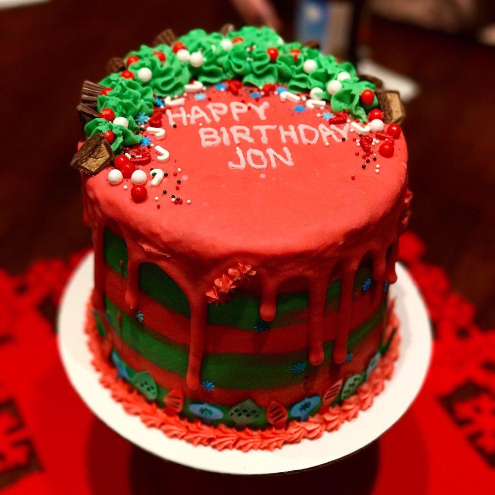 Drip Cake Bar