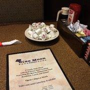 Blue Moon Diner menu - Cooper City FL 33328 - (954) 915-3800