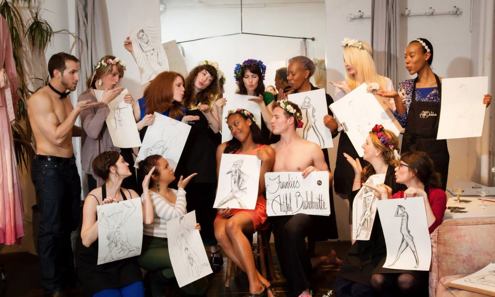 The Artful Bachelorette: Washington, DC, DC