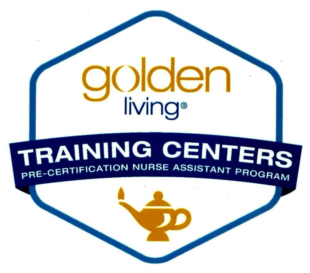 Golden Living Training Center Sign Yelp