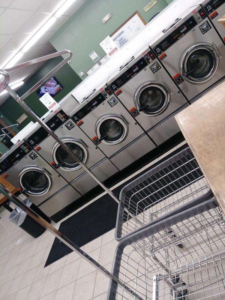 Top Shelf Laundromat and Wash-n-Fold: 30 Patrick Ln, Depew, NY