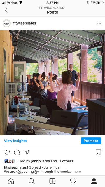 FitWise Pilates & Gyrotonic- Mill Valley: 38 Miller Ave, Mill Valley, CA
