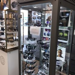 Photo Of Vision World   Garden City, NY, United States. The Oakley Cabinet  ...