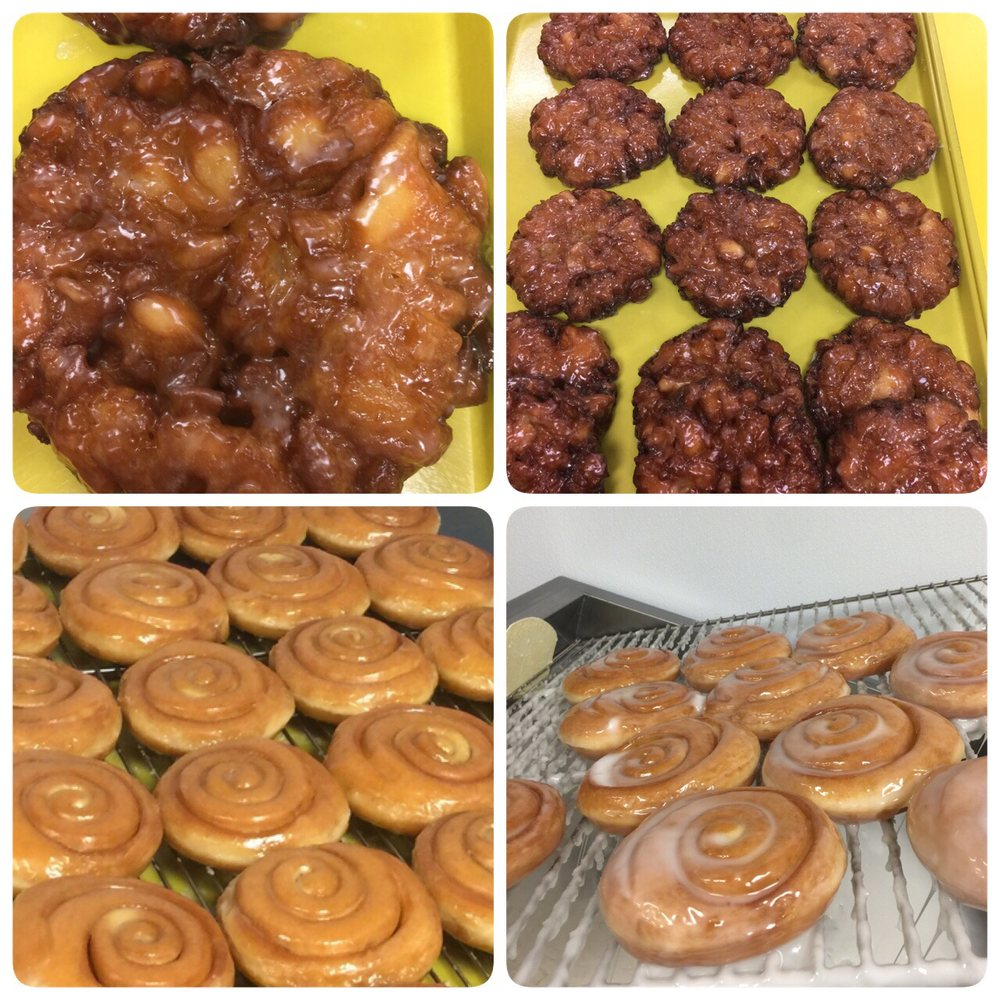 Iowa Donuts: 517 N Thompson Ave, Iowa, LA