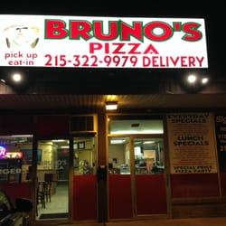 Bruno S Pizza 13 Recensioni Cucina Italiana 430 W