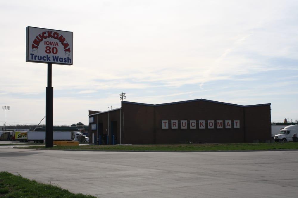 Truckomat: 4198 Hwy Nn, Joplin, MO