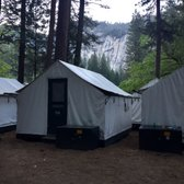 Photo of Half Dome Village - Yosemite National Park CA United States. Tent & Half Dome Village - 158 Photos u0026 71 Reviews - Hotels - 9010 Curry ...
