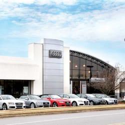 Parker Audi Car Dealers N Shackleford Rd Little Rock AR - Parker audi