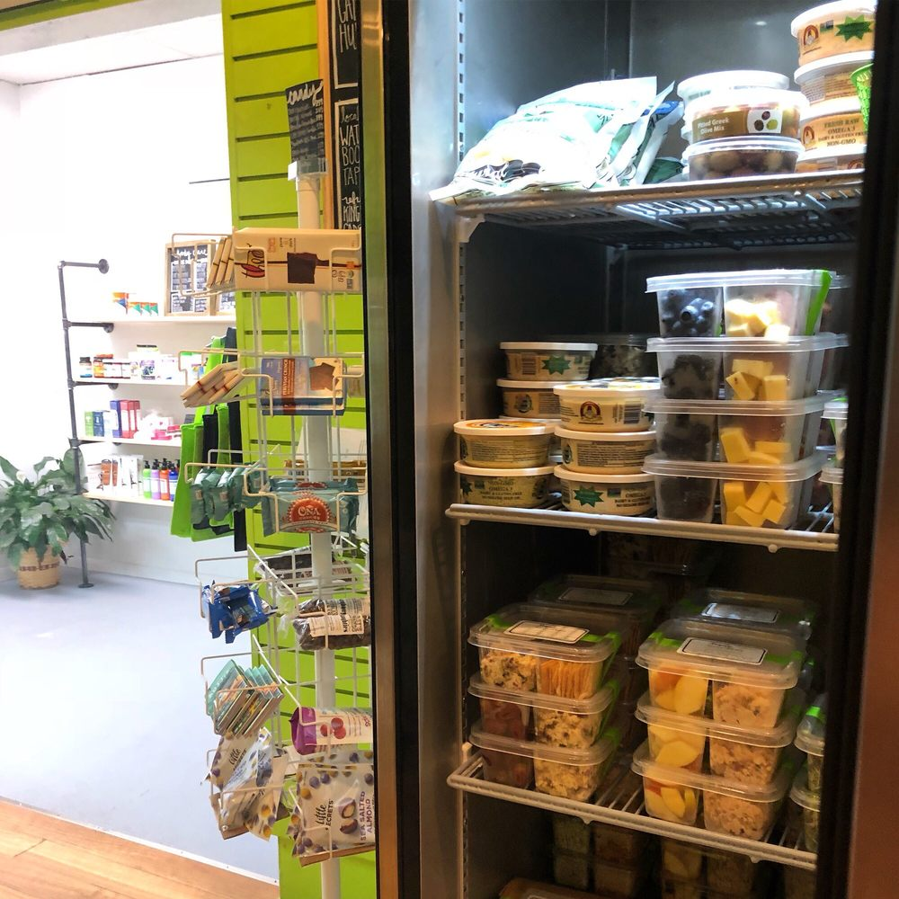 Simply Nourished by BE WELLness: 419 Main Ave, Clear Lake, IA