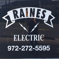 Photo Of Raines Electric Company Garland Tx United States