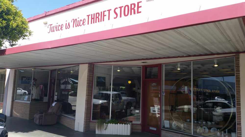 Senior Thrift Shop: 707 4th St, Orland, CA
