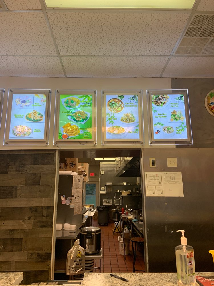 Mr.Cheng's Asian Bistro: 3465 Massillon Rd, Uniontown, OH