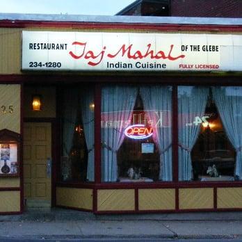 Taj Mahal Restaurant Ottawa