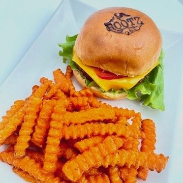 Rootz Soul Cafe: 1651 S State Road 7, North Lauderdale, FL