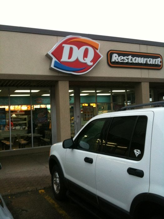 Dq Grill Chill Restaurant Kitchener On
