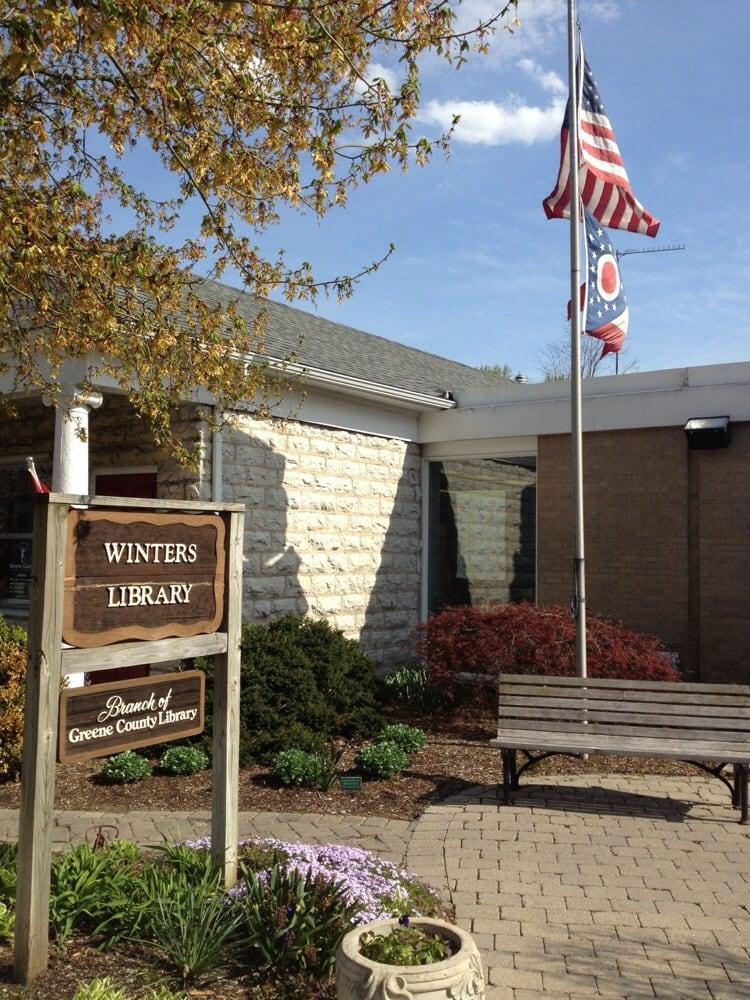 Winters-Bellbrook Community Library: 57 W Franklin St, Bellbrook, OH