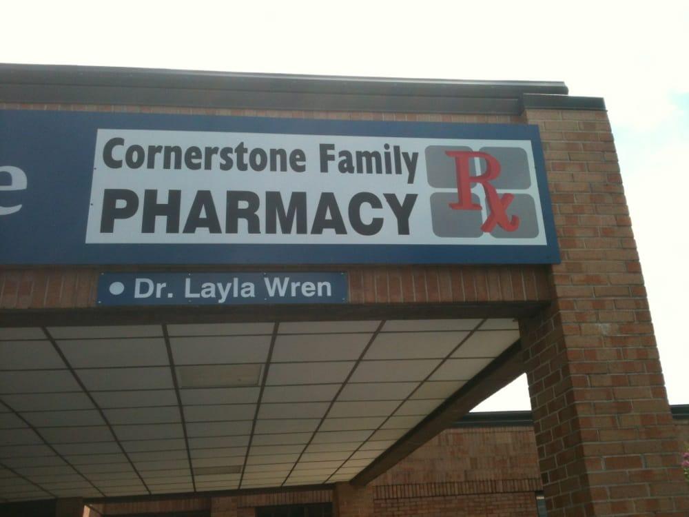 Cornerstone Family Pharmacy: 820 Medical Center Dr, Gadsden, AL
