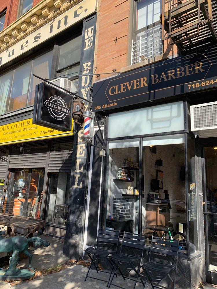 Clever Barber: 355 Atlantic Ave, Brooklyn, NY