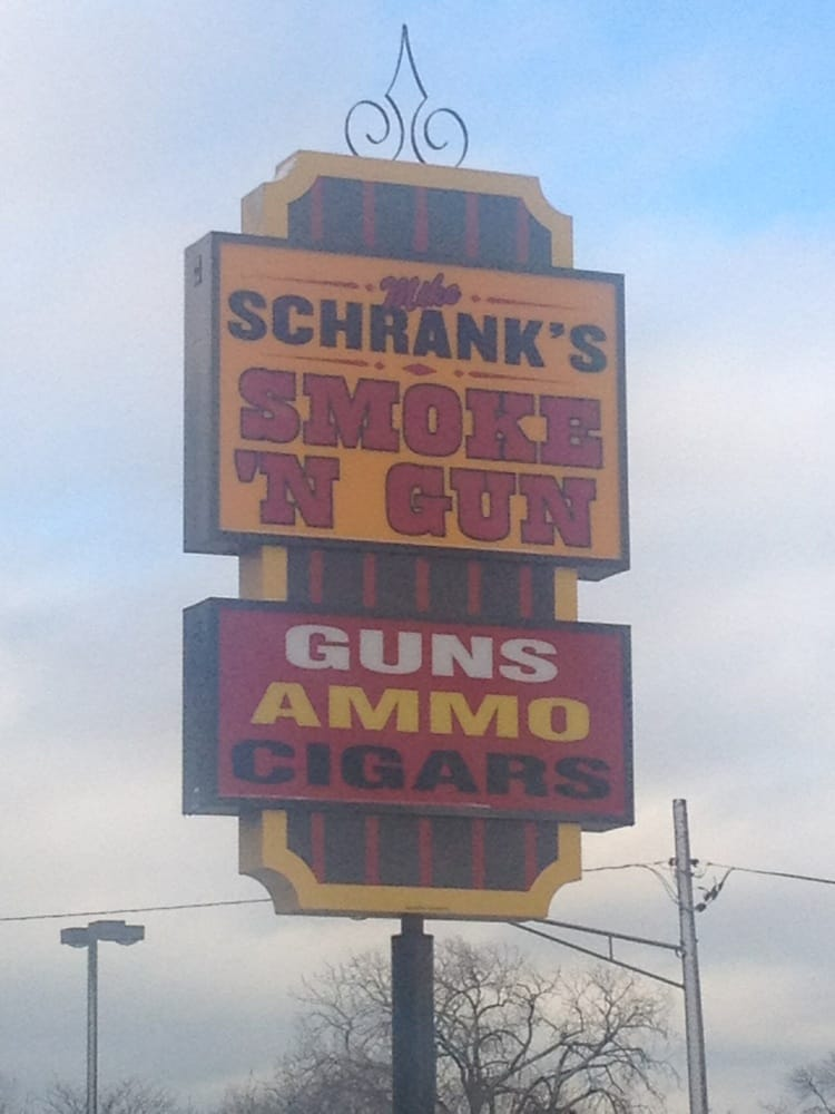 Mike Schranks Smoken Gun