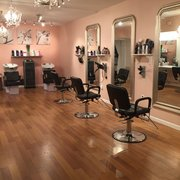 Photo Of Lé Chandelier Salon Boutique Philadelphia Pa United States