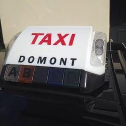 Taxi domont jean taxis ou vtc rue de la gare domont for Domont val d oise