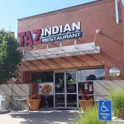 Taz Indian Restaurant Aurora Co