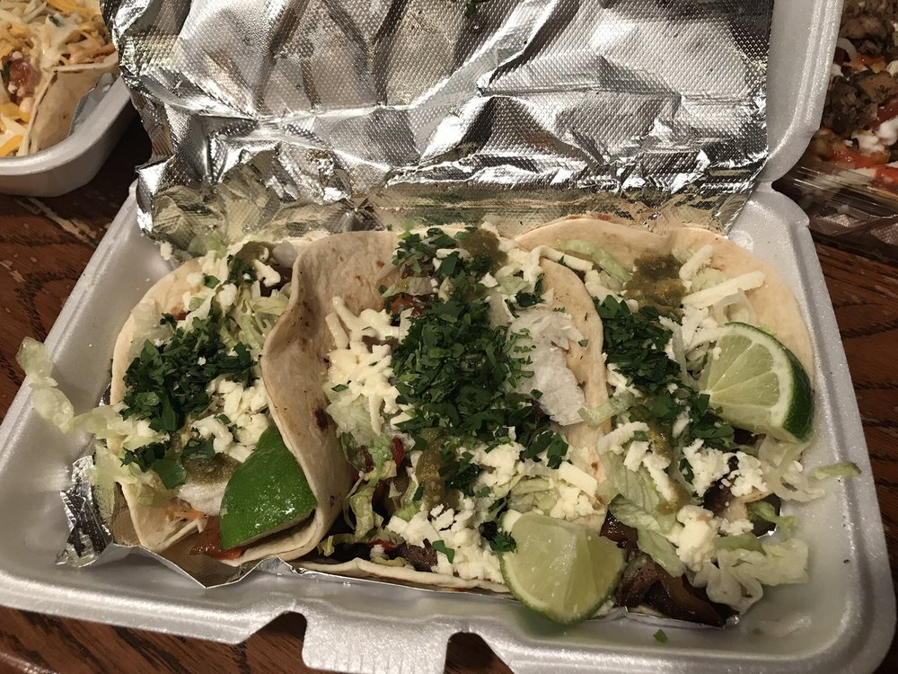 Fired Up Taco Shop: 10917 Prospect Rd, Strongsville, OH