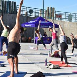 Photo Of Redondo Beach Pier Ca United States Free Yoga