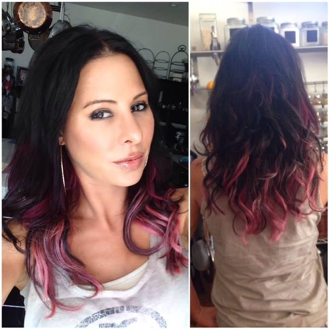 I Am So In Love With My Hair Extensions By London She Is The