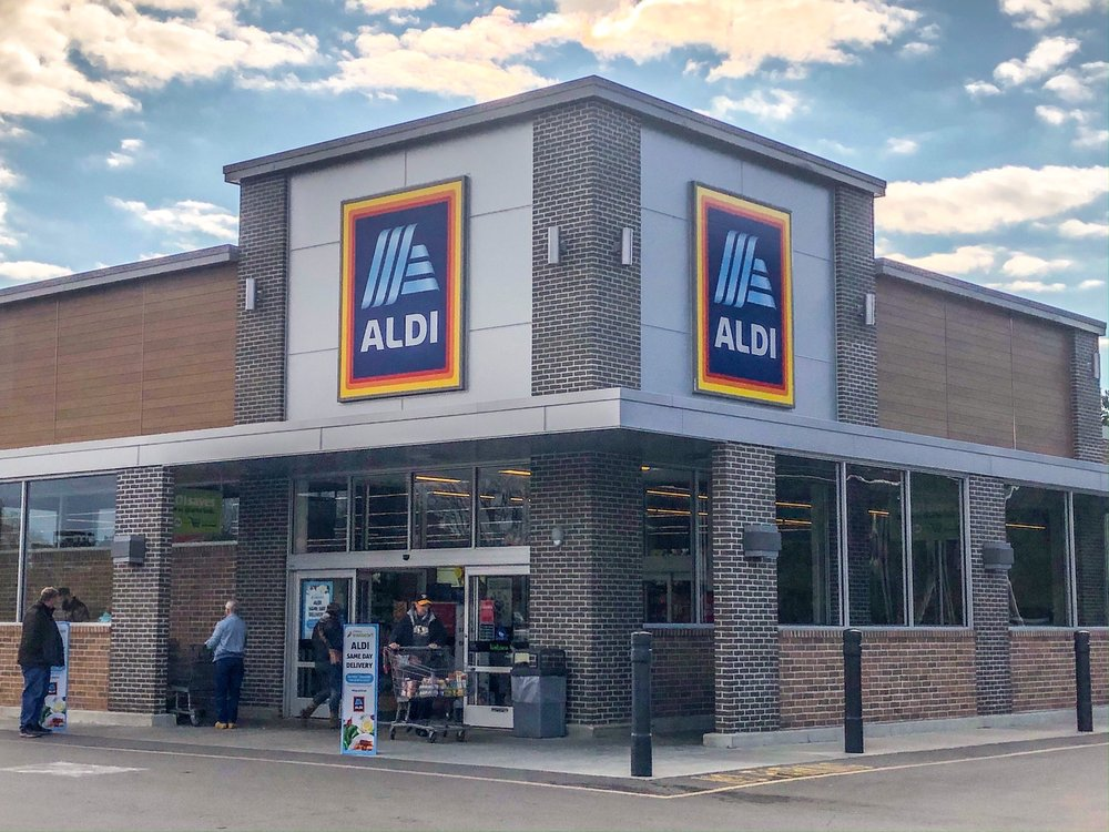 Food from ALDI