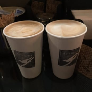Atticus Coffee Spokane