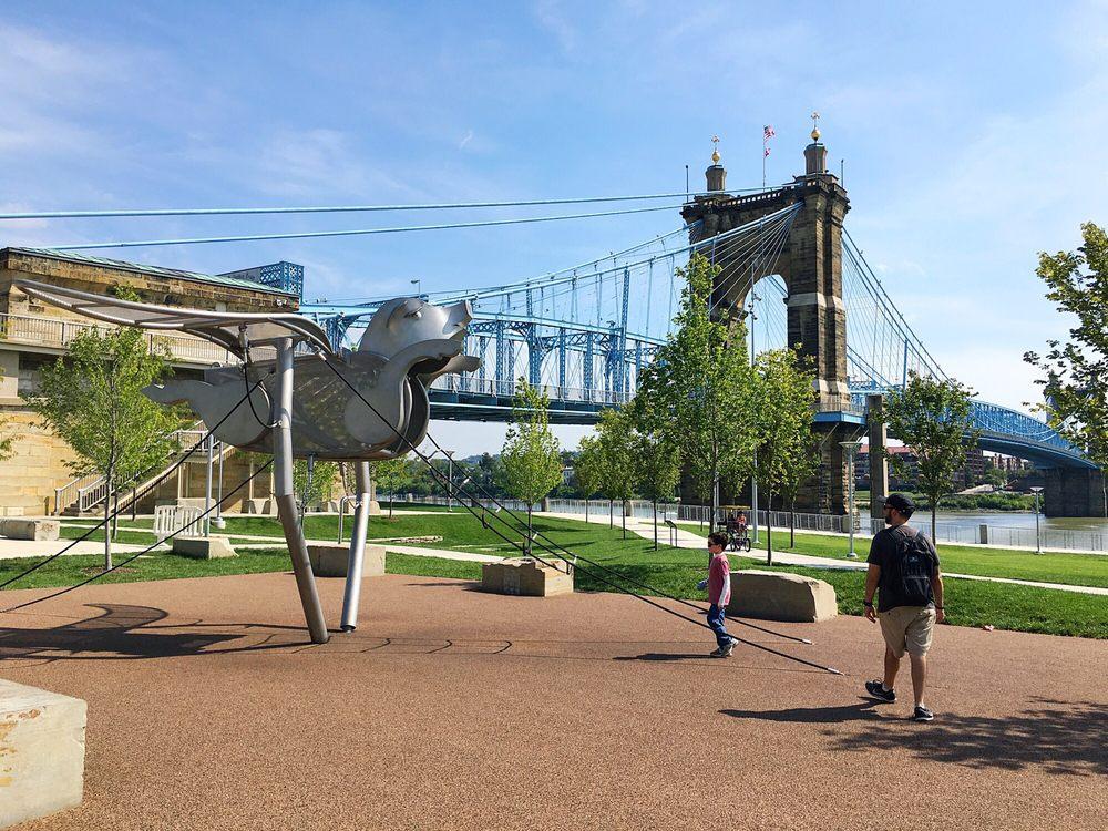 Smale Riverfront Park: W Mehring Way, Cincinnati, OH