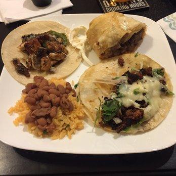 Linos Mexican Cafe Menu