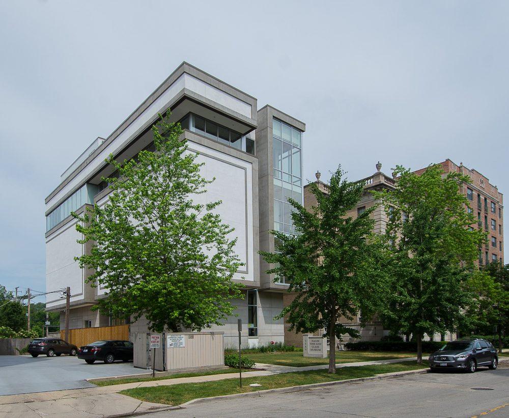 Halim Time & Glass Museum: 1560 Oak Ave, Evanston, IL