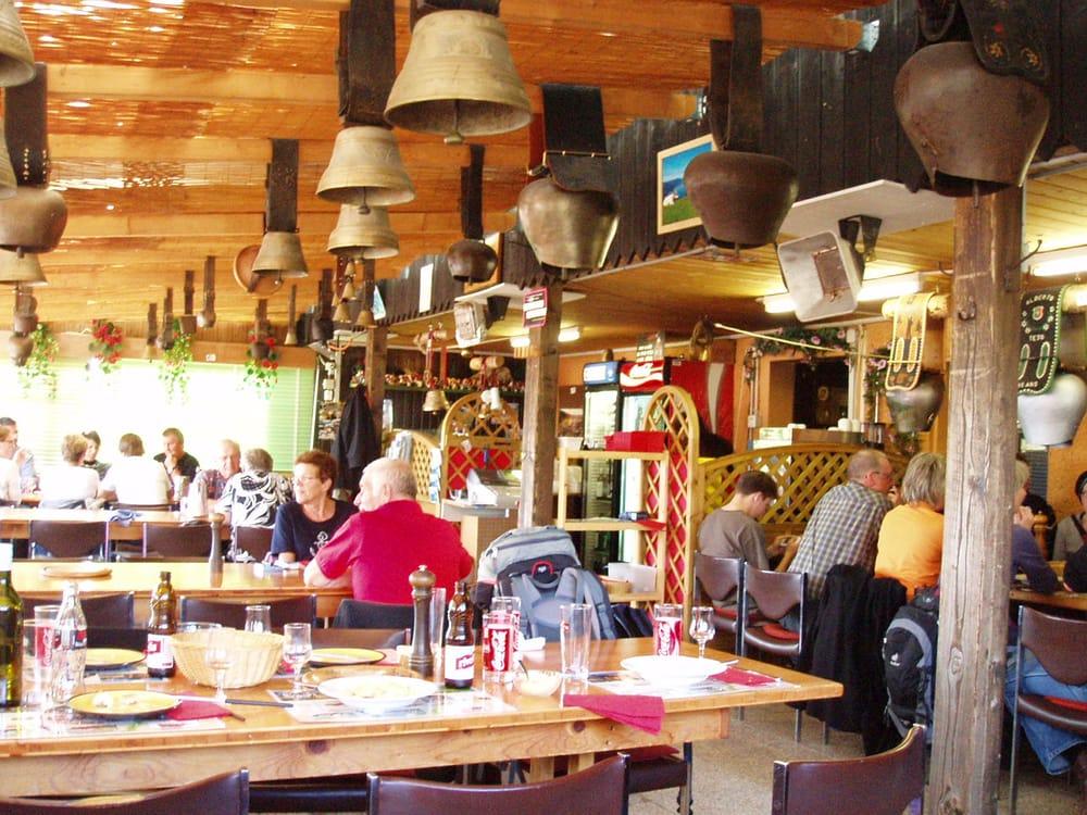 Restaurant Chalet de la Dent de Vaulion - Vaulion