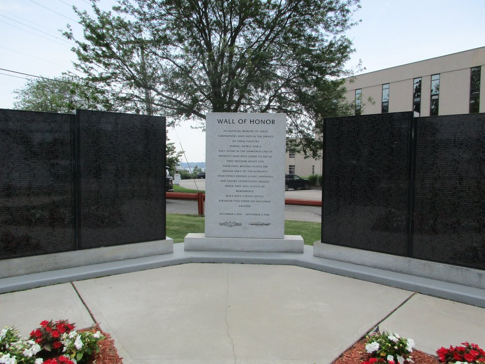 Social Spots from National Submarine Memorial