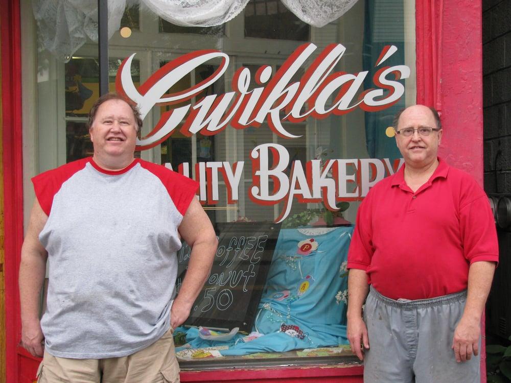 Cwikla's Quality Bakery: 623 Main St, Avoca, PA