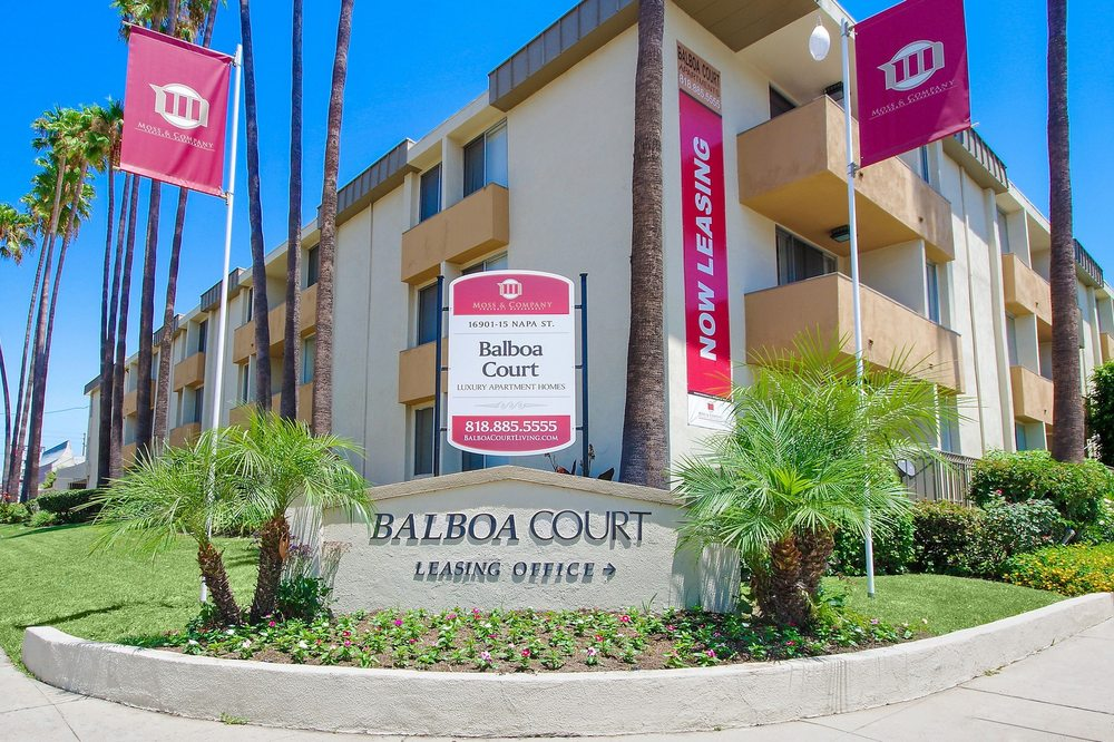 Balboa Court Apartments Reviews