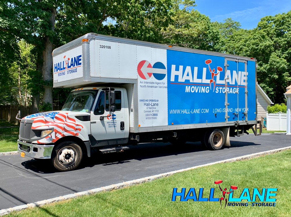 Hall Lane Moving & Storage: 67 Mall Dr, Commack, NY