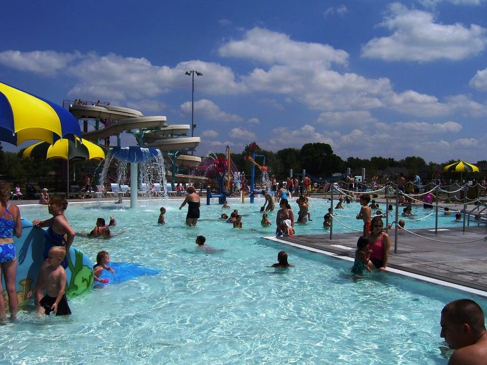 Crystal Cove Aquatic Center