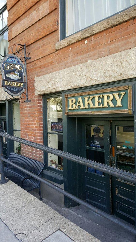 Grama's Bakery: 207 W Gurley St, Prescott, AZ