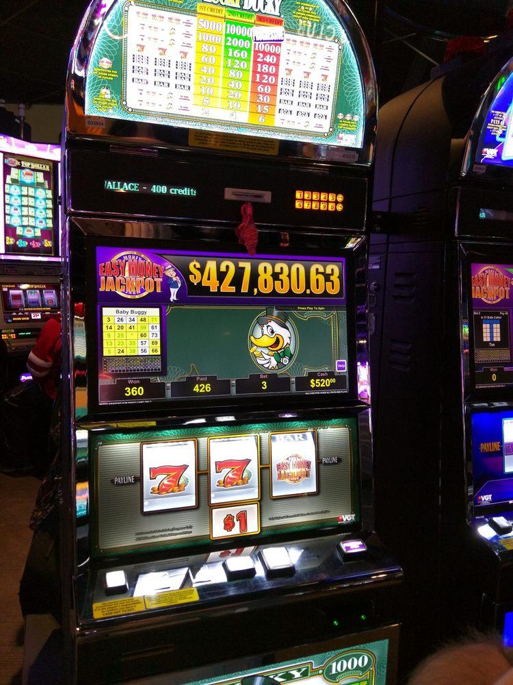 Southwest Kaw Nation Casino: 9525 N Hwy 77, Braman, OK