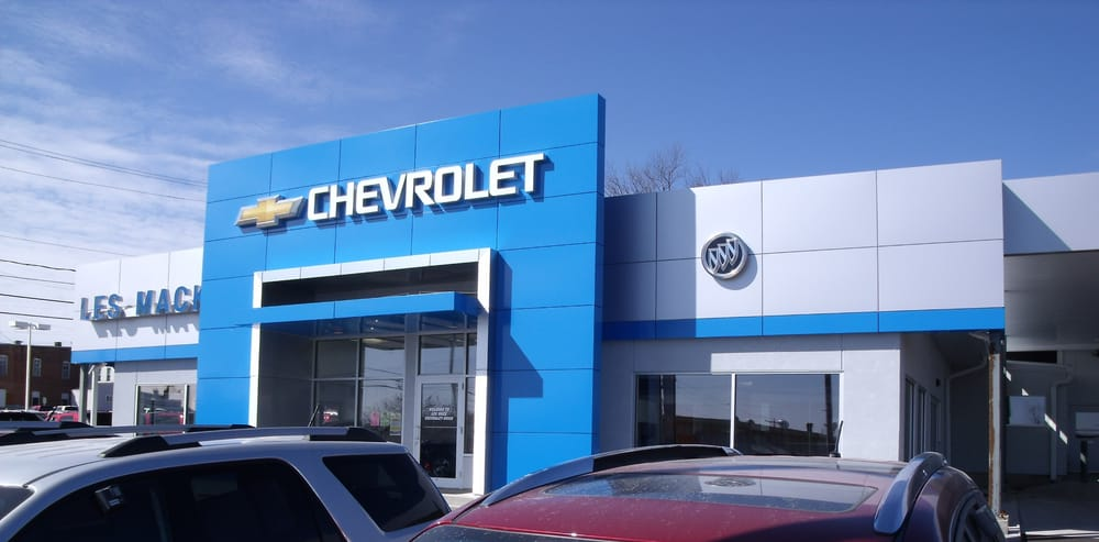 Les Mack Chevrolet Buick Chrysler: 212 N Madison St, Lancaster, WI