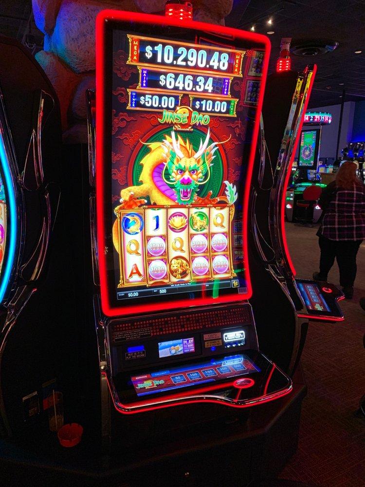 St Croix Casino Turtle Lake: 777 Hwy 8/63, Turtle Lake, WI