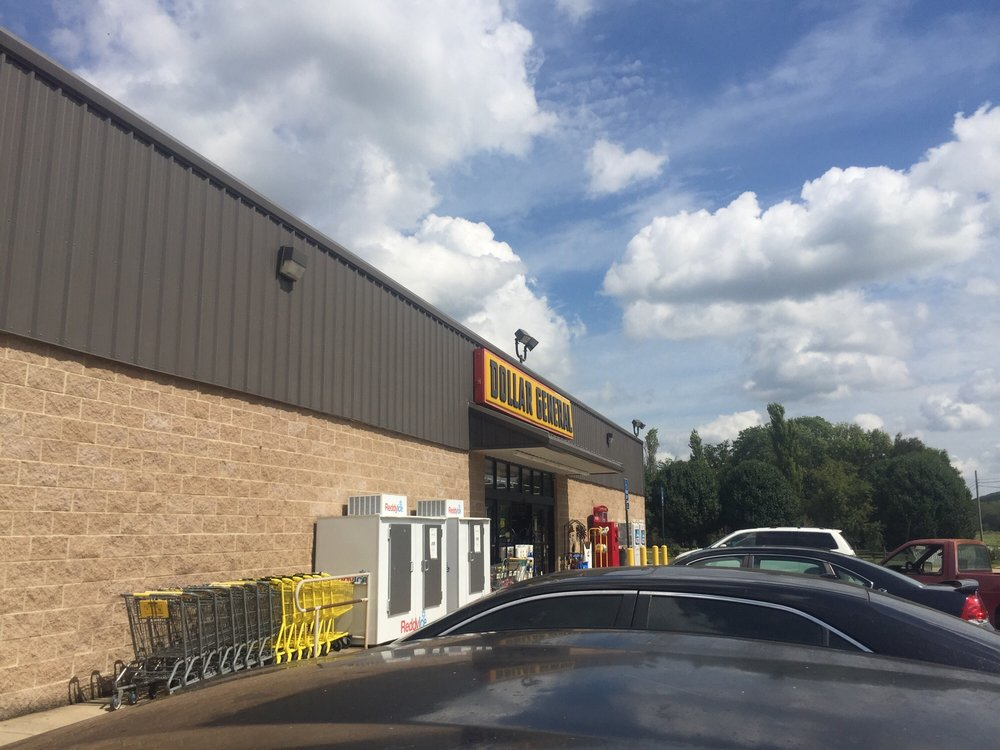 Dollar General Store: 13599 Columbia Hwy, Lynnville, TN