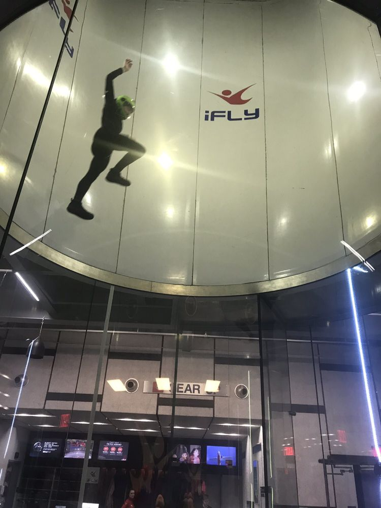 Photo of iFLY Indoor Skydiving - Houston: Houston, TX