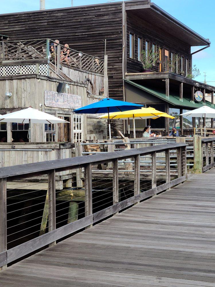 Harborwalk Marina: 525 Front St, Georgetown, SC