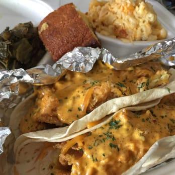Treesy s soul food caf 43 photos 41 reviews soul for Soul fish menu